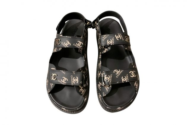 chanel dad sandals 20ss shoes summer shoes