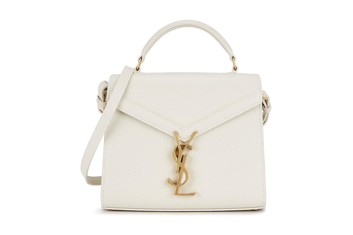 Cassandra mini leather cross-body bag