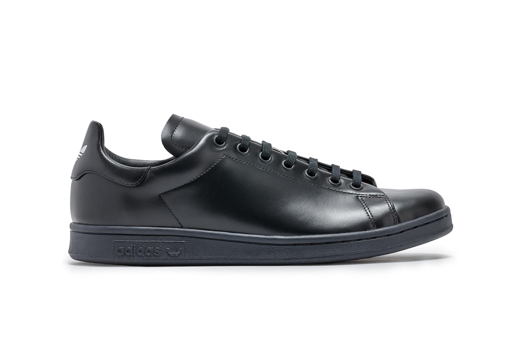 Dover Street Market adidas Originals Black White Stan Smith