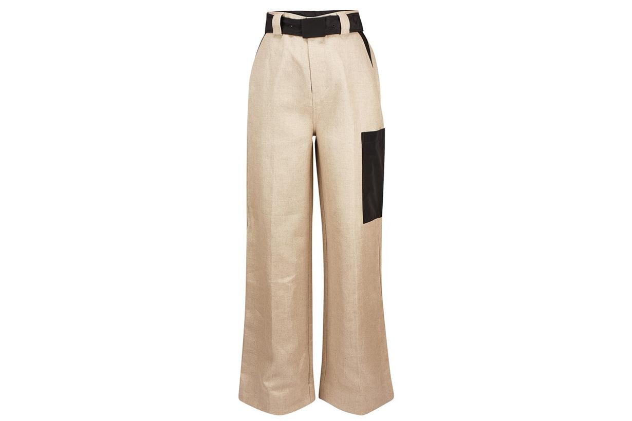 GANNI Linen pants