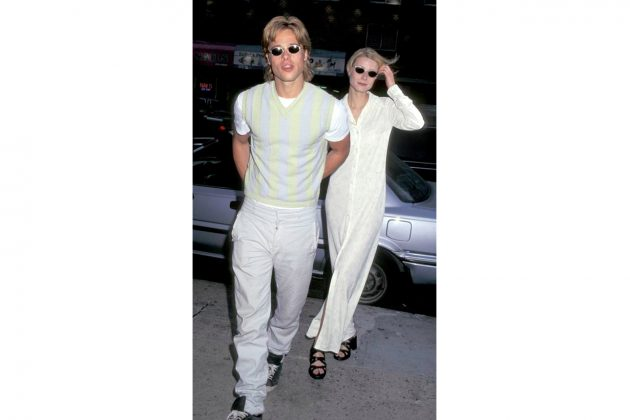 gwyneth paltrow 90s fashion style classic