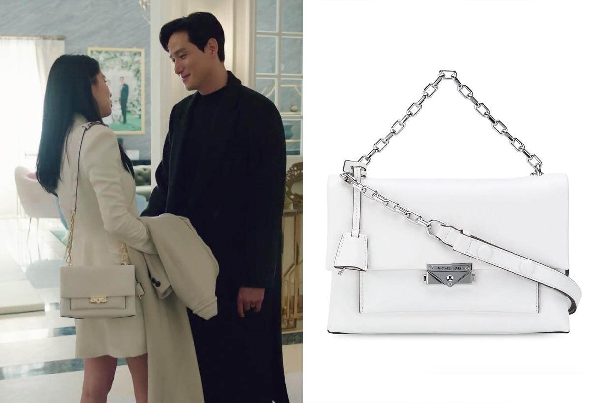 The World of the Married Han So Hee Kim Hee Ae Park Hae Joon JTBC Korean Drama Celebrities Handbags 2020 Spring Summer Michael Michael Kors korean idols celebrities actresses