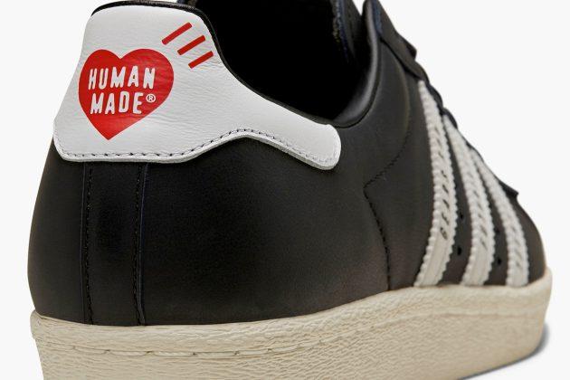 human made nigo adidas originals superstar sneakers 2020