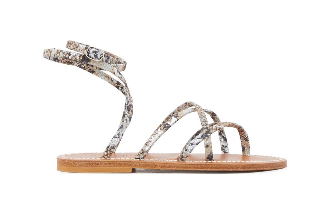 K JACQUES Zenobie sandals