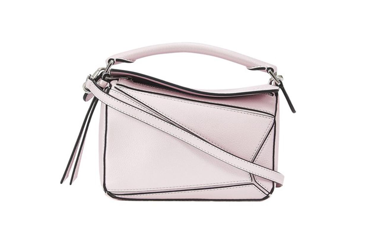 LOEWE Puzzle mini shoulder bag