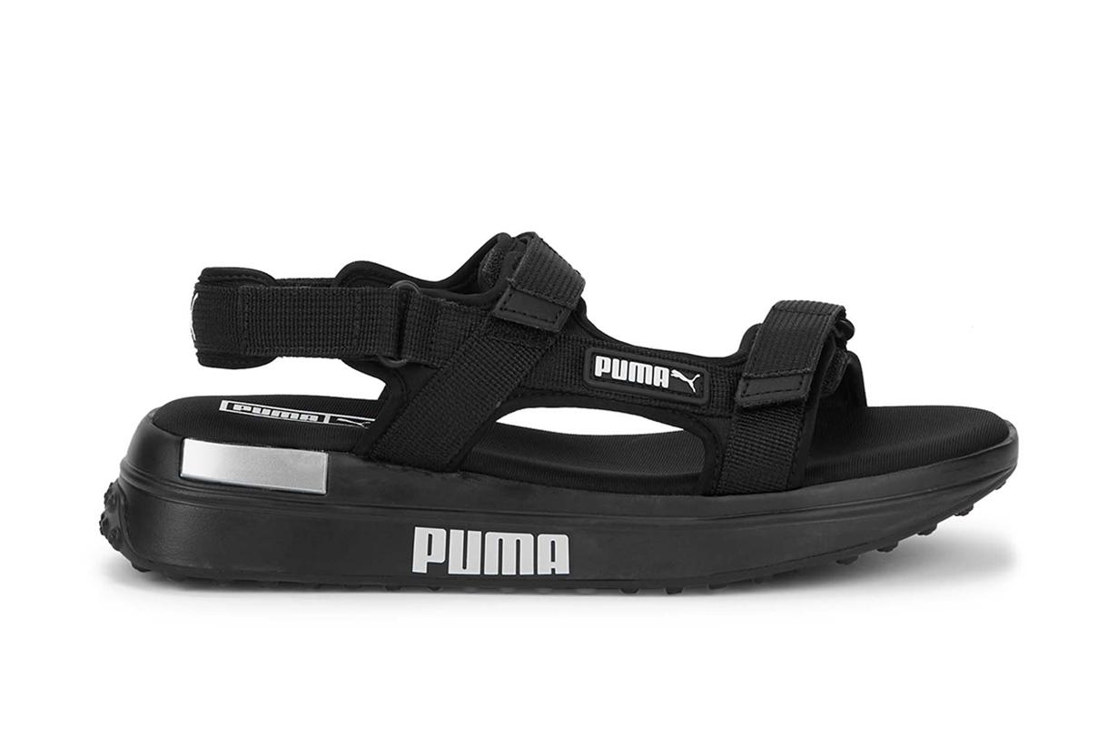 PUMA Future Rider black sandals