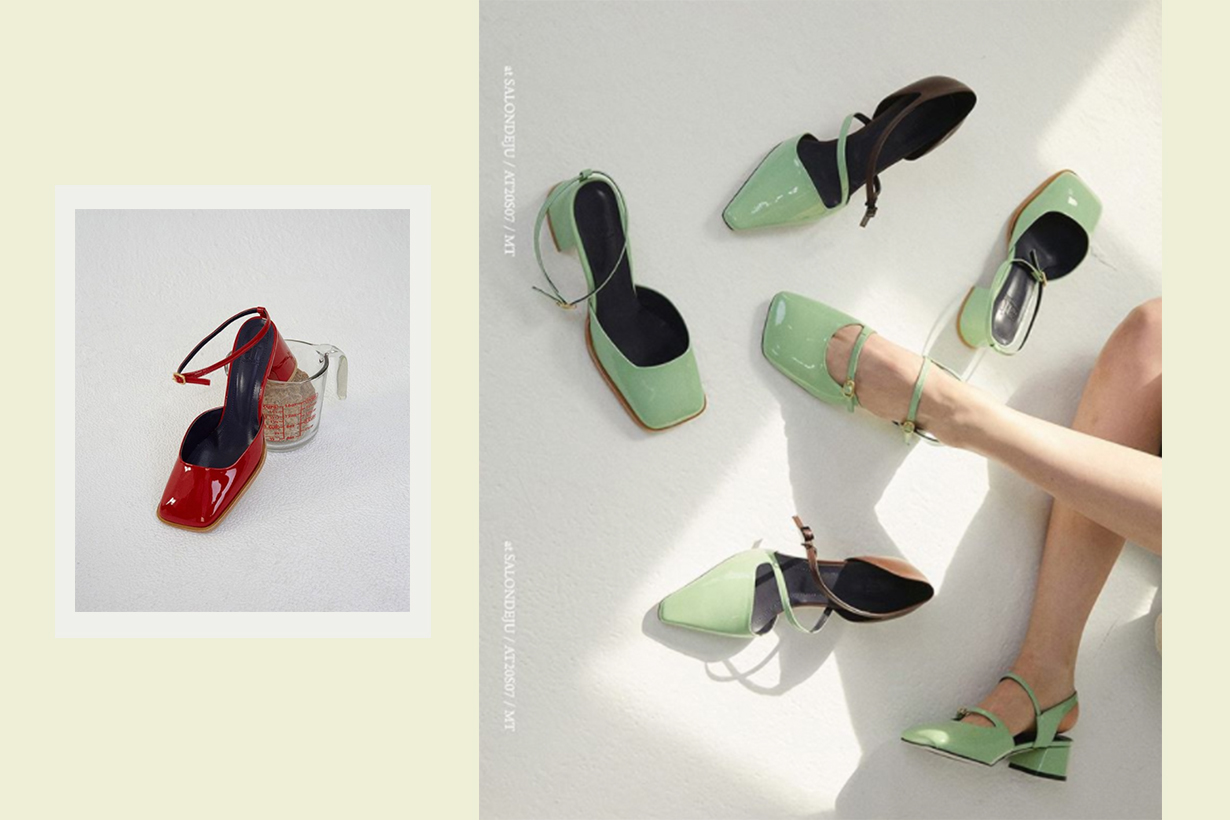 Korean Designer Shoe Brand
