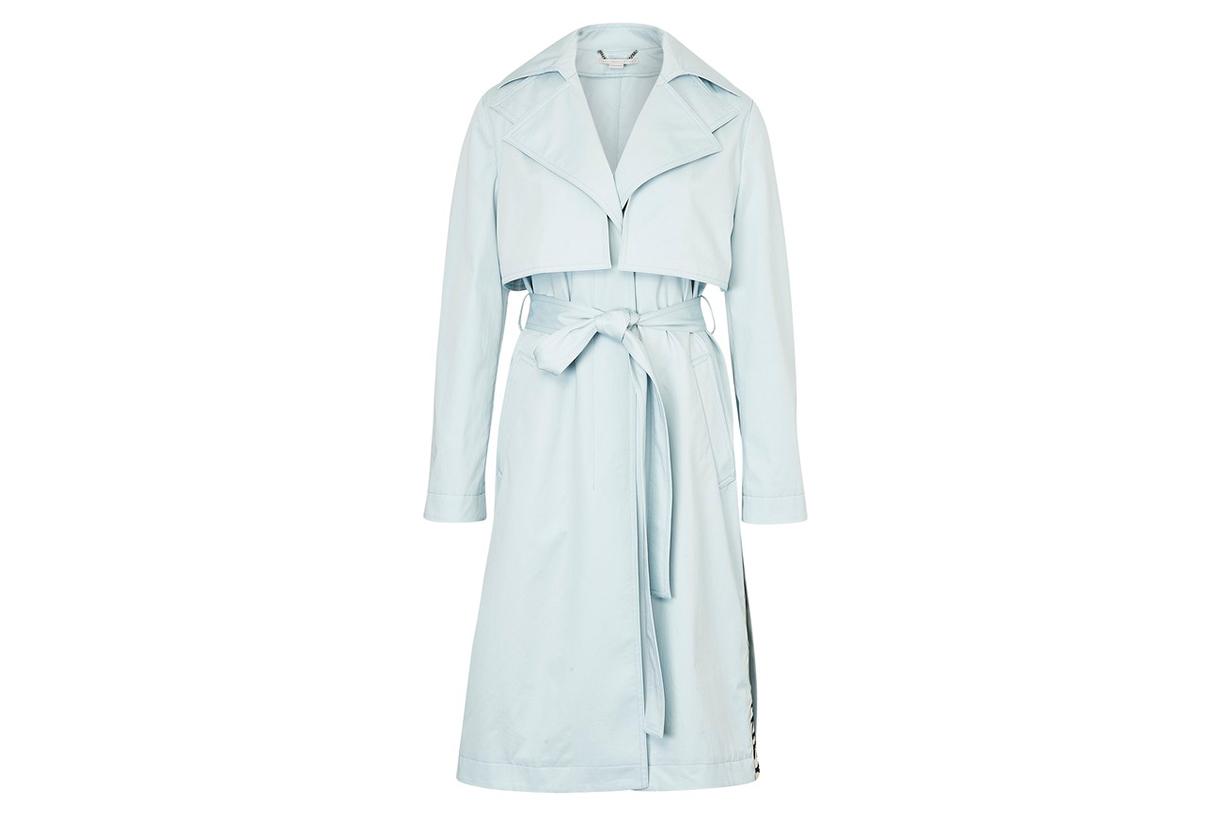 STELLA MCCARTNEY Caban trench coat