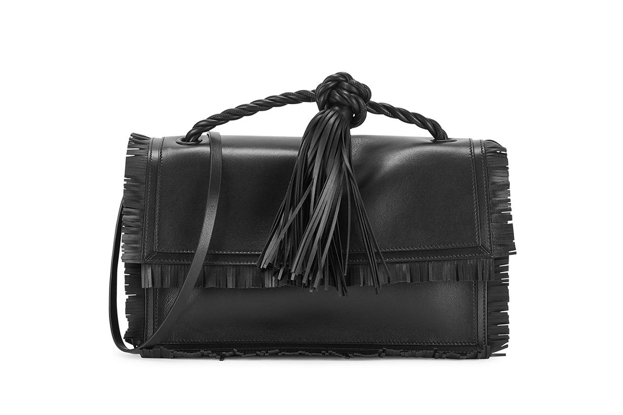 VALENTINO  Valentino Garavani The Rope leather shoulder bag