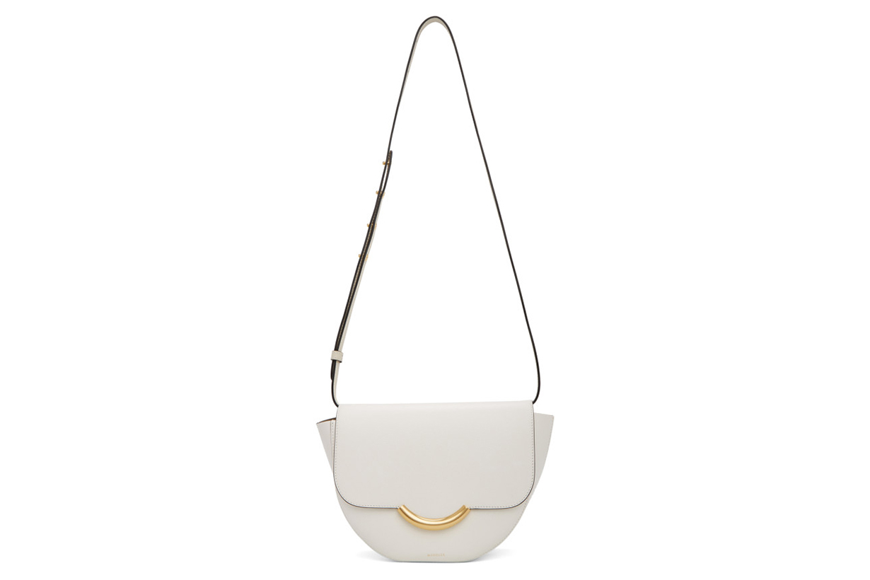 Wandler White Billy Arch Bag