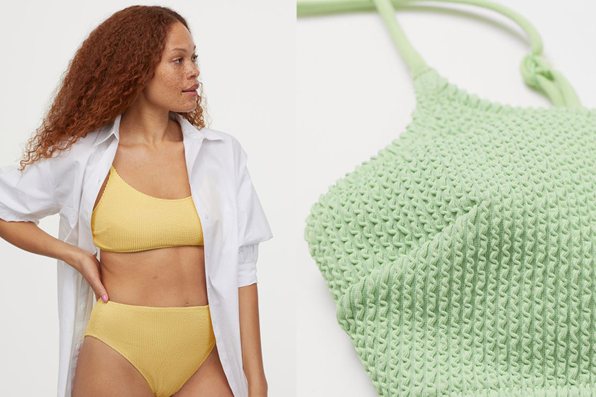 HM Conscious Swimwear Bikini Bra Top