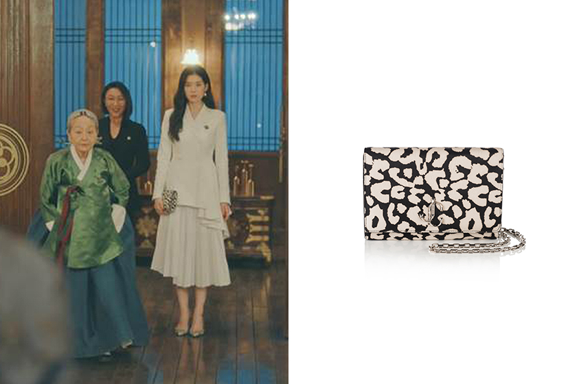 The King The Eternal Monarch Jung Eun Chae Jimmy Choo Outfit
