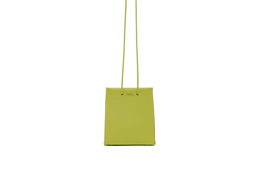 2020 Spring Celery Green Handbags Color Trend