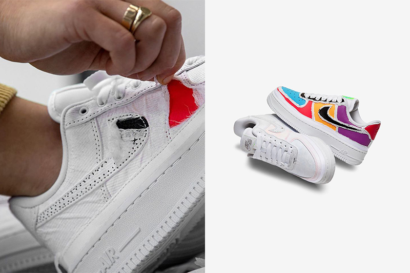 Nike Air Force 1 07 Luxe Special Color