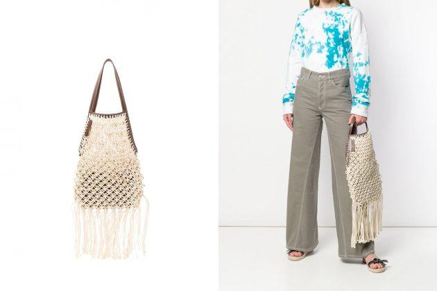 farfetch sale discount jw anderson jil sander 50%off handbags