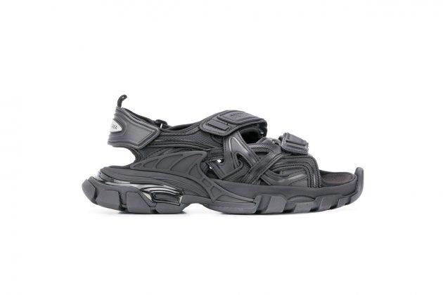 balenciaga track sandal new summer ss20 where buy