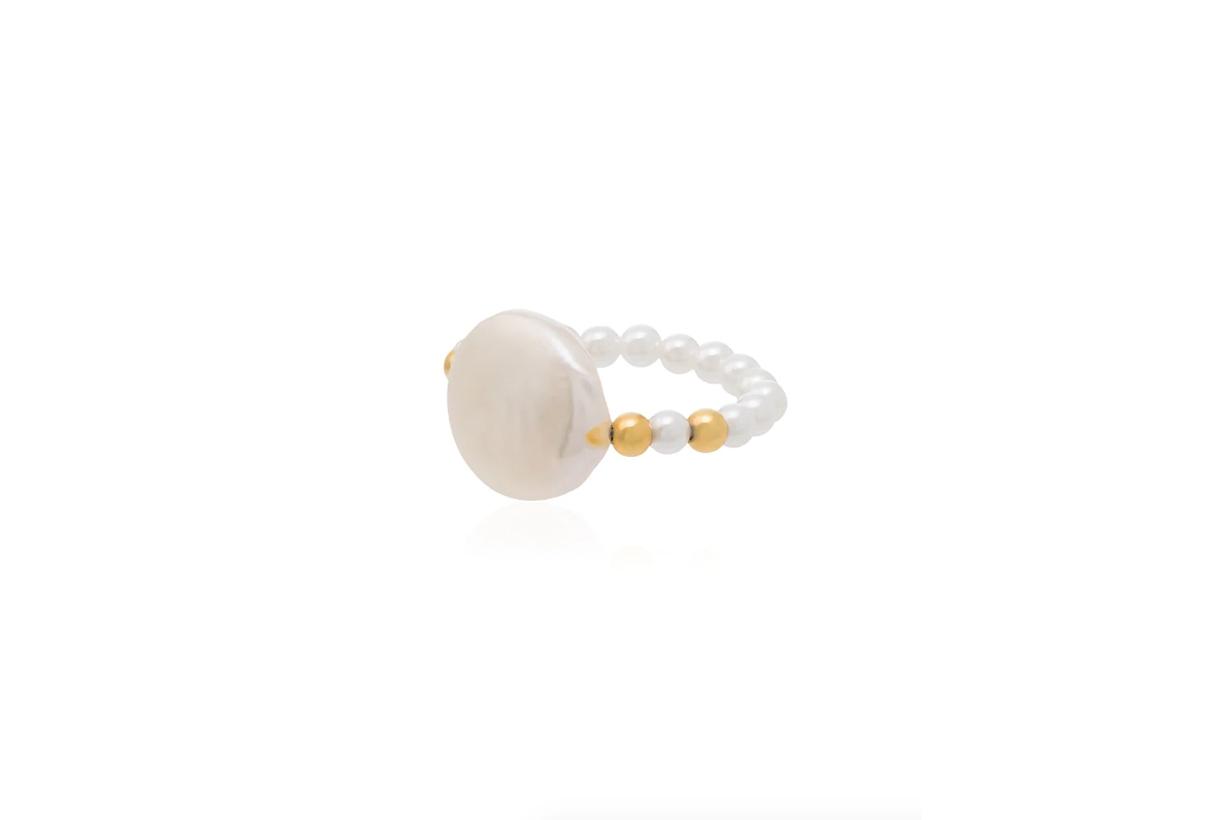 Beaded Accessories Bracelet Necklace Ring Earrings japanese korean girls 2020 Summer Farfetch