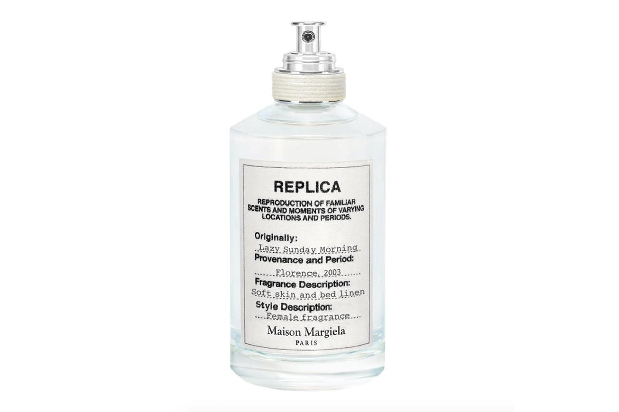 2020 Summer Best Perfume Fragrances Byredo Gypsy Water Rose of No Man's Land Perfume Maison Margiela Le Labo REPLICA Lazy Sunday Morning Eau de Toilette L'OFFICINE UNIVERSELLE BULY 1803 Victory of Samothrace Alabaster eau de toilette