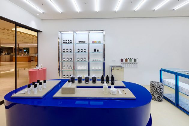 byredo taiwan first concept store ben gorham where breeze xin yi