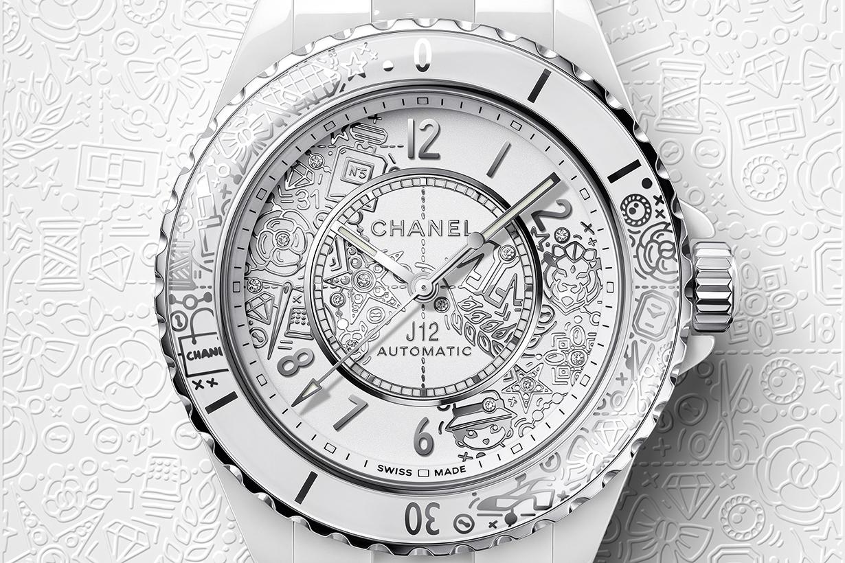 Chanel  J12∙20 Watch