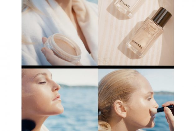 chanel beauty bronzer highlighter Le Beige Summer of Glow summer 2020