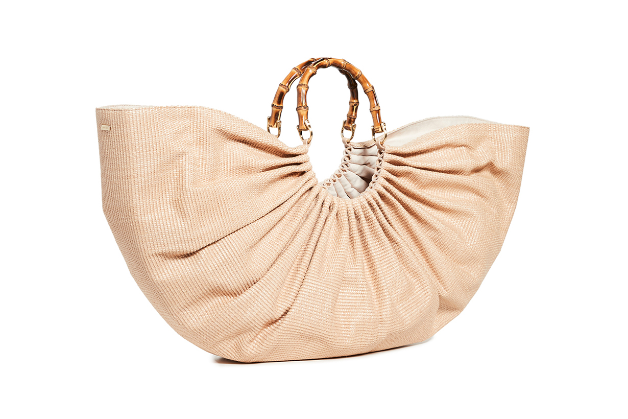 Cult Gaia Banu Large Beach Bag