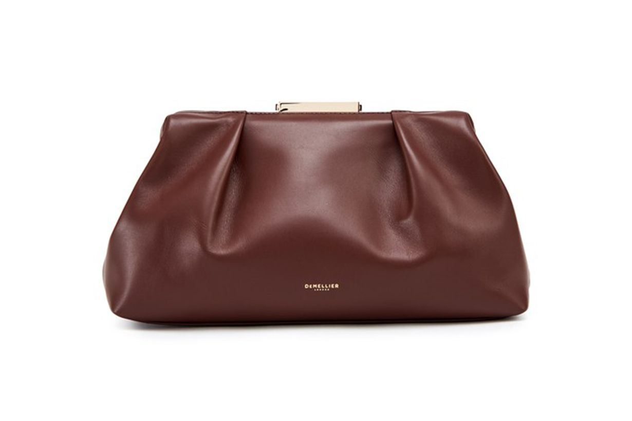 DEMELLIER The Florence smooth leather bag