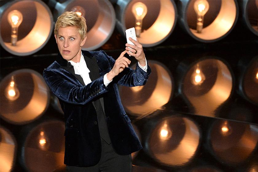 Ellen DeGeneres blacklash bodyguard ellen show staffs and Nikkie Tutorials