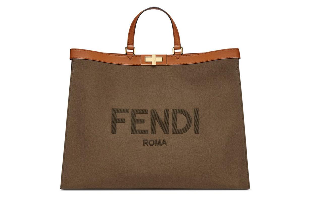 FENDI PEEKABOO X-TOTE LARGE