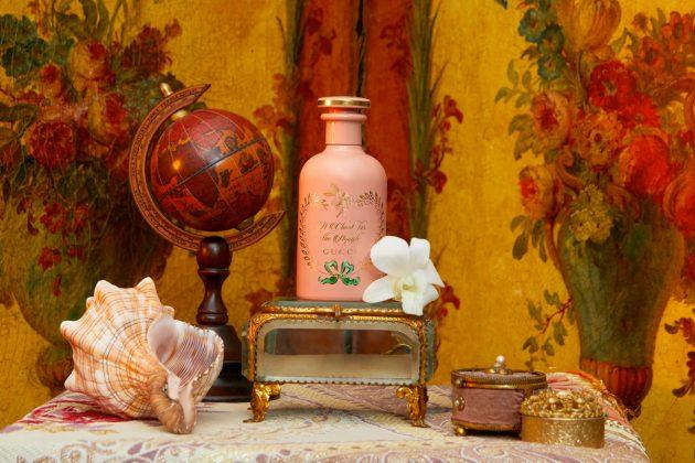 gucci beauty The Alchemist's Garden perfume new fragrance