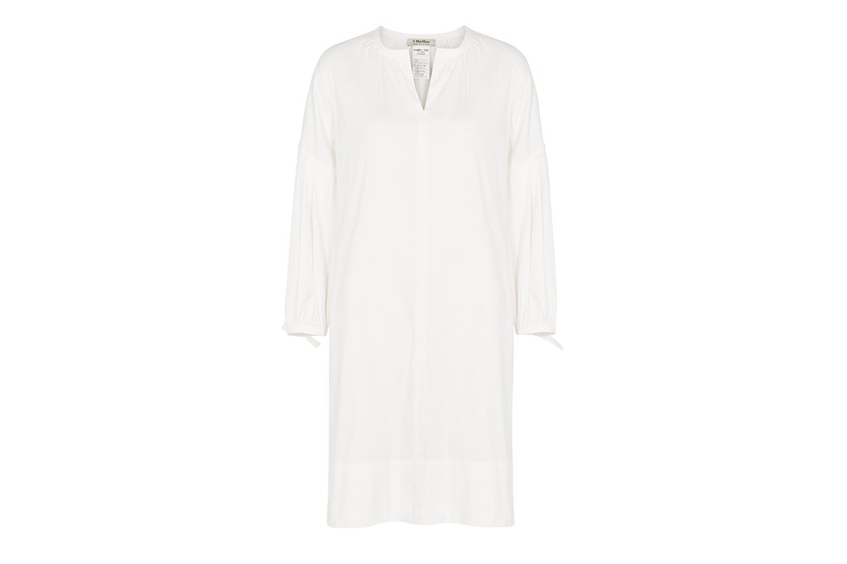 H&M White shirt dresses fashion bloggers 24s