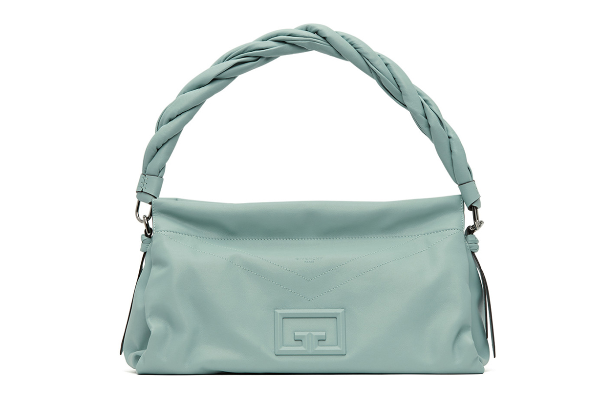 Givenchy Blue Large ID93 Clutch
