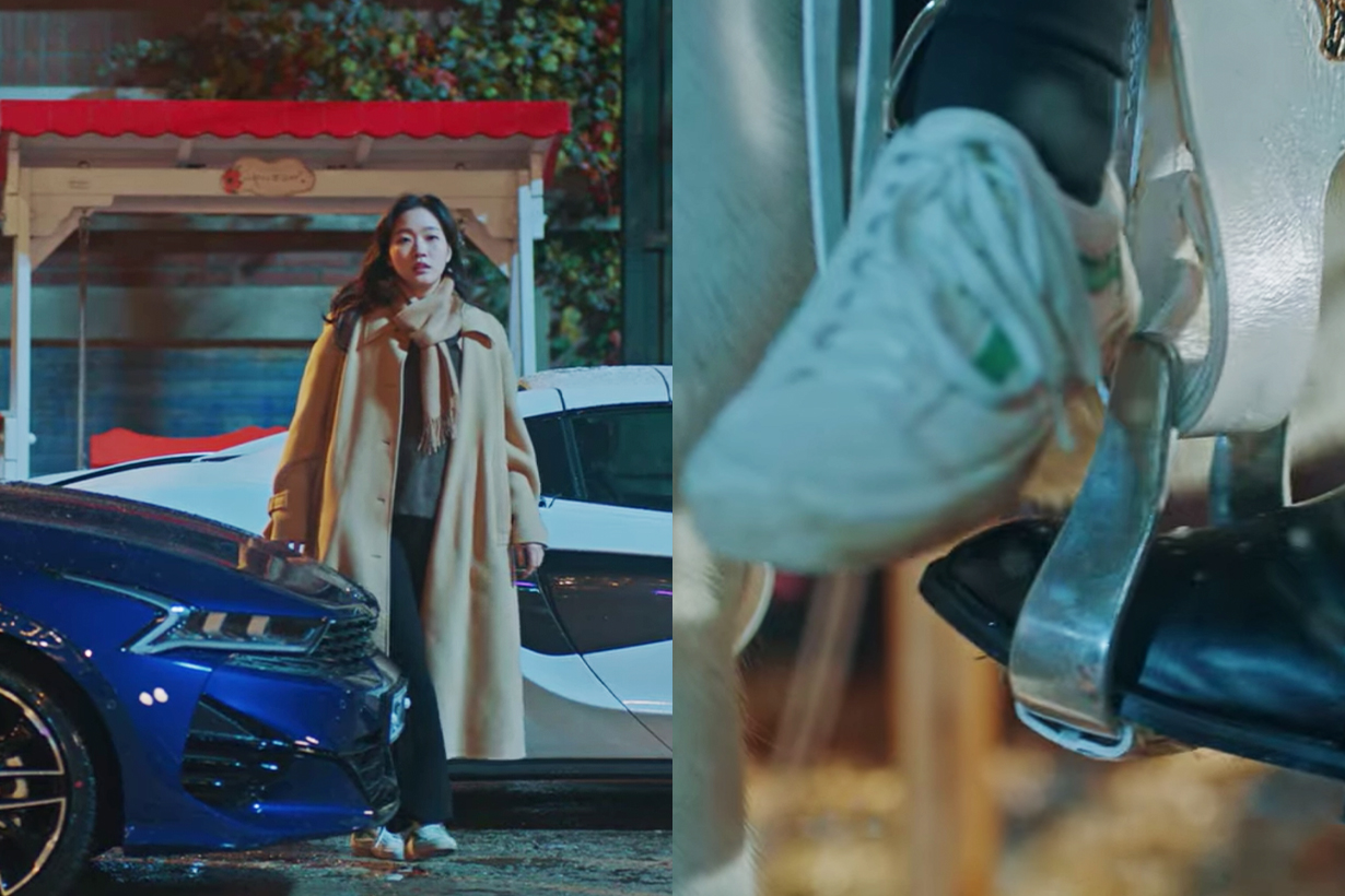 The King: Eternal Monarch Kim Go Eun Lee Min Ho Netflix SBS korean drama vans Style 36 Converse Celebrities styling drama outfit styling korean idols celebrities actresses  G Dragon