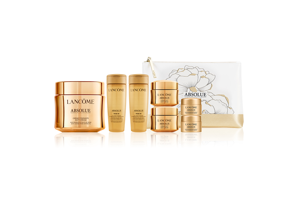 Lancome-Sogo Thankful Week 2020 Part 1- Absolue Soft Cream 60ml Set-HK$2,490-CWB