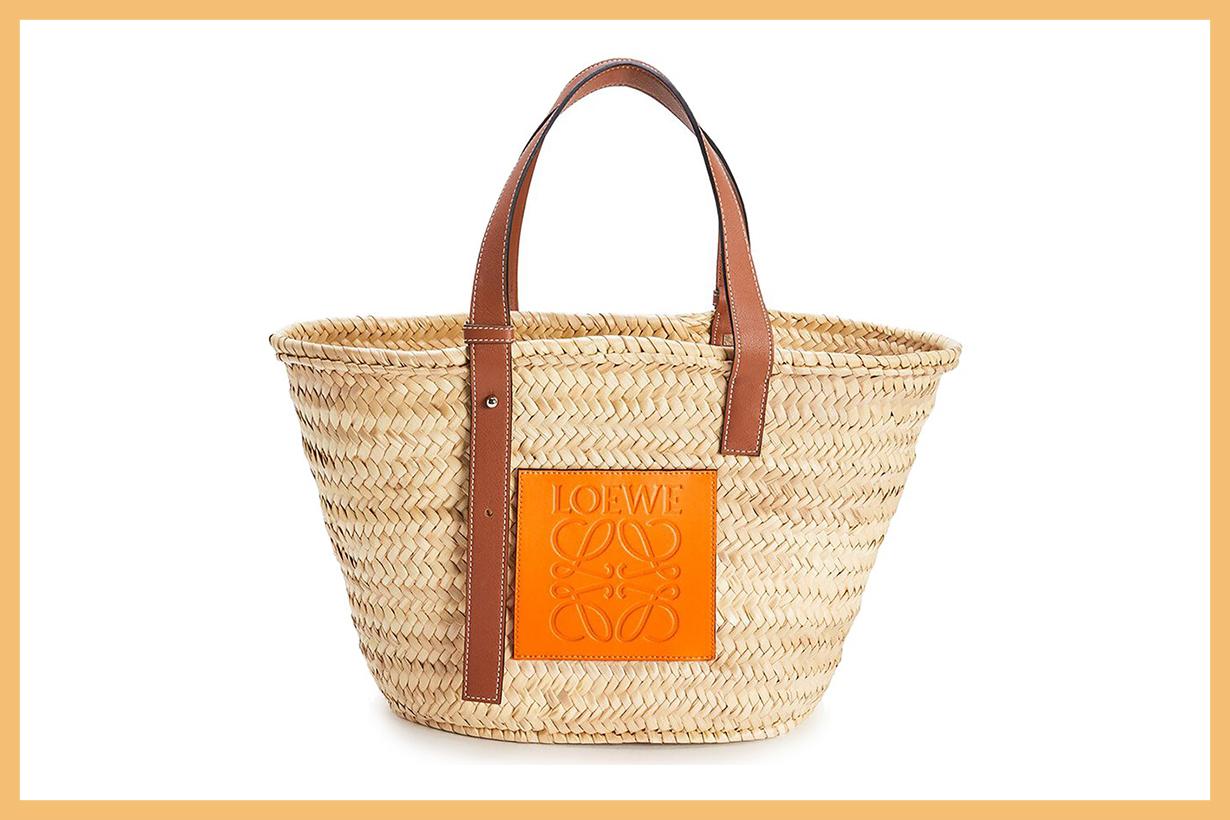 LOEWE Paula's Ibiza Basket bag