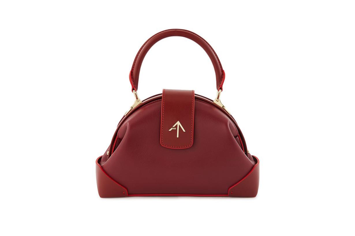 MANU ATELIER Demi Web handbags