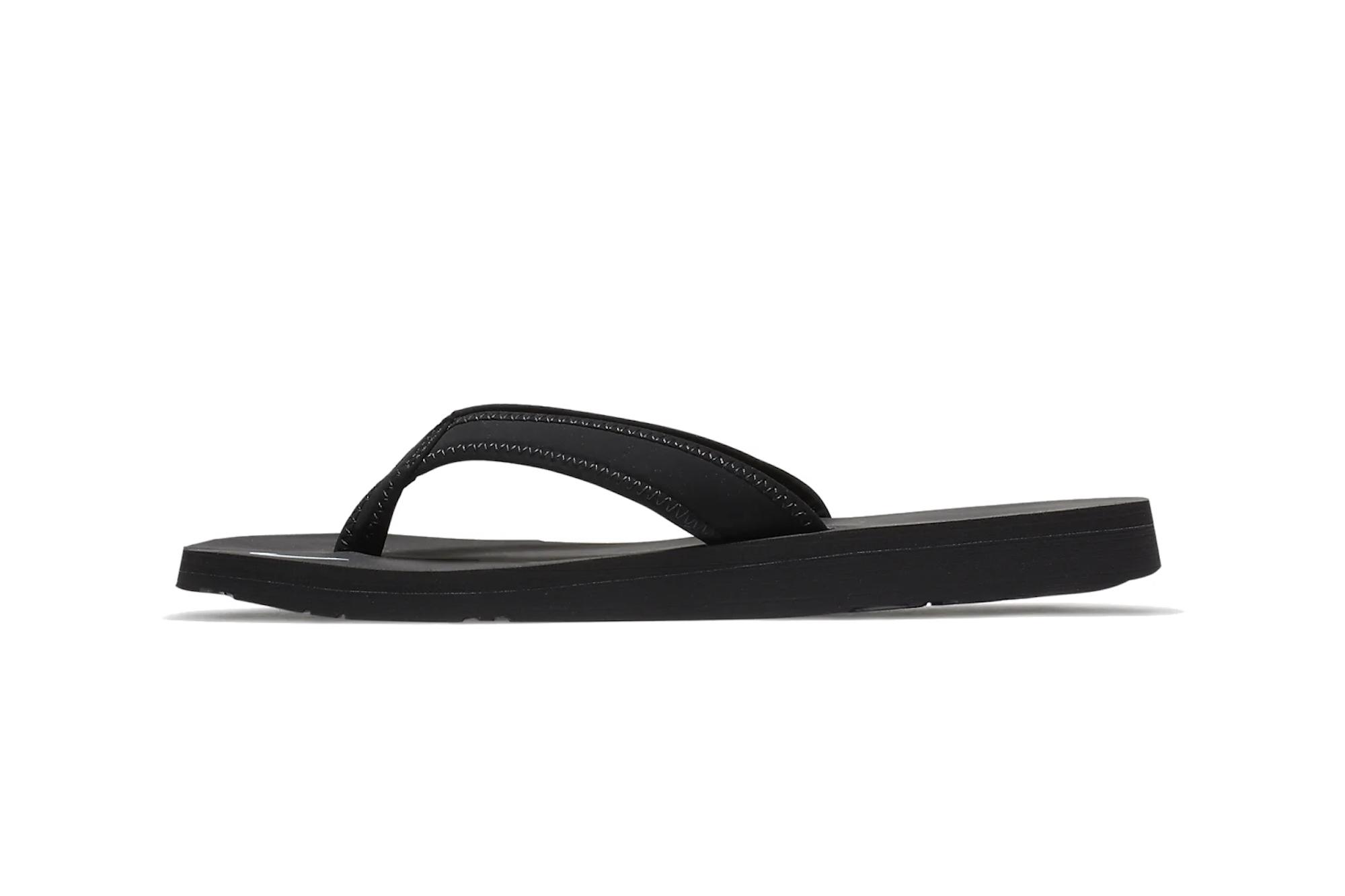 Nike 90s Black Flip Flops Slippers