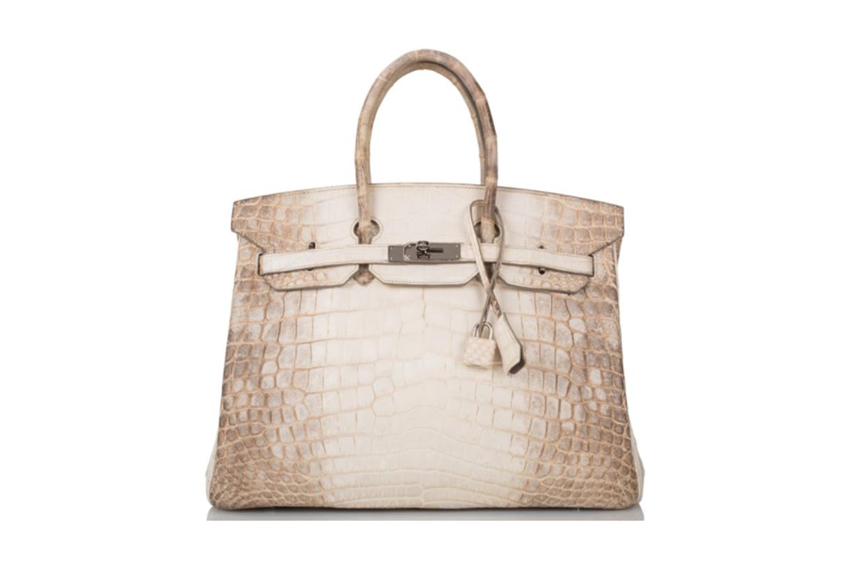 Hermès Himalaya Birkin