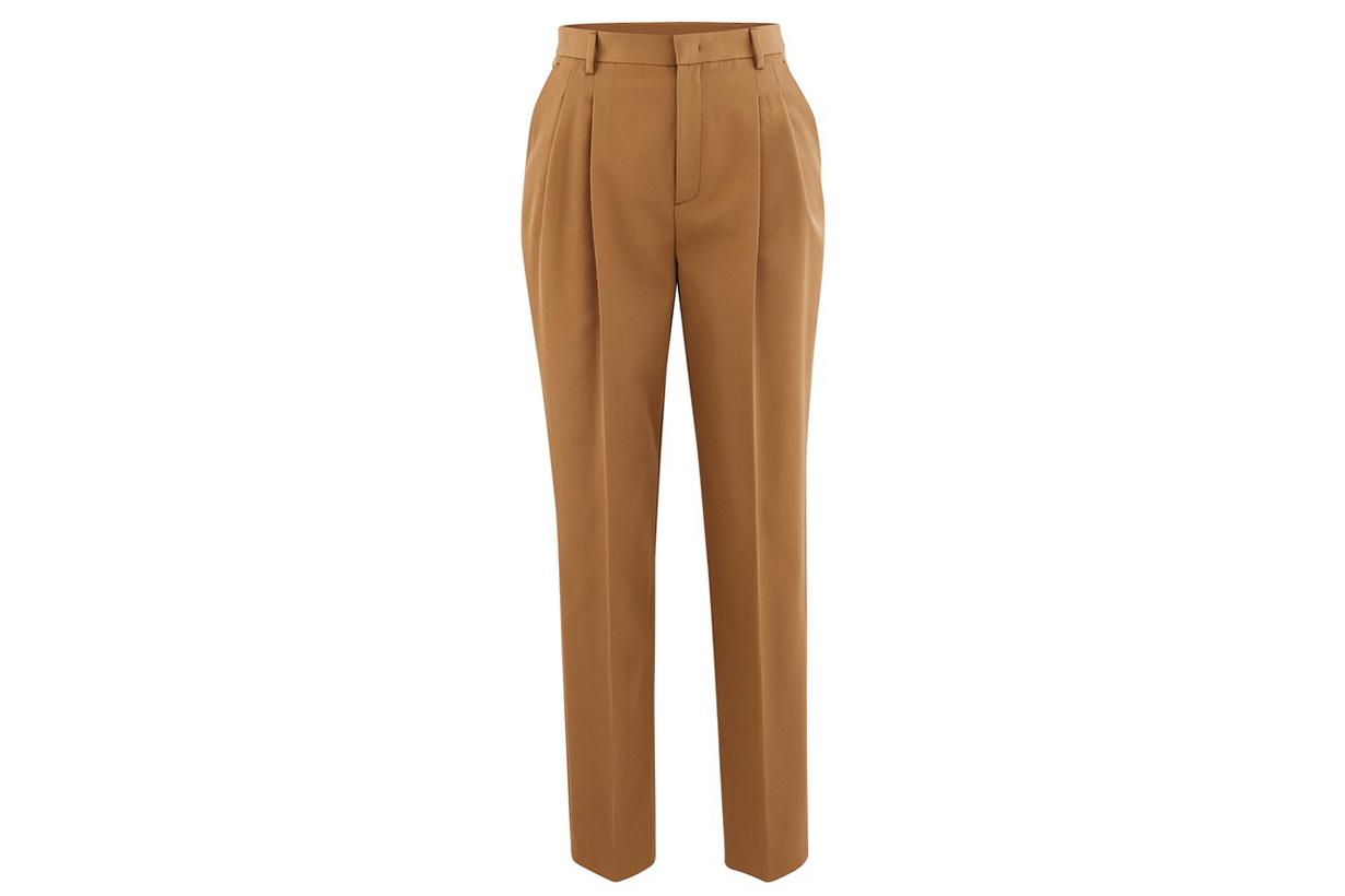 RED VALENTINO Gabardine trousers