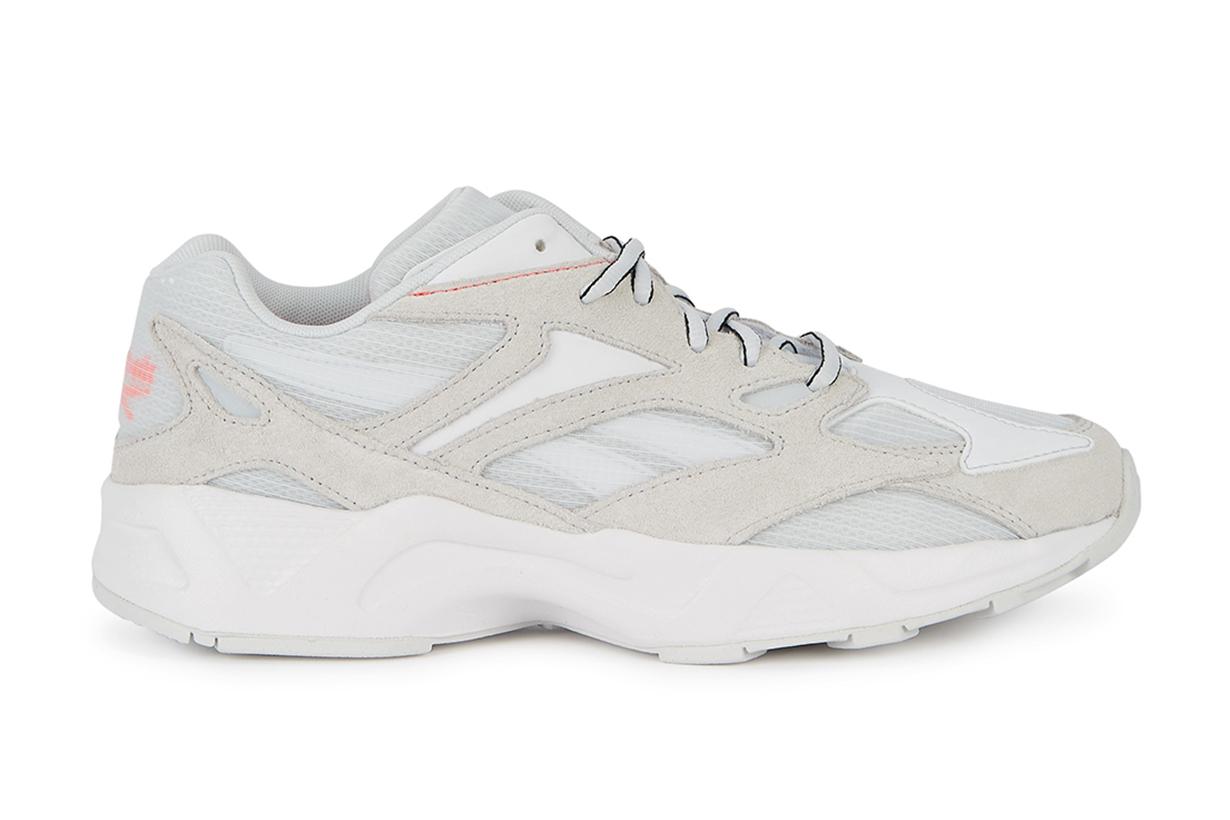REEBOK Aztrek 96 Translucent panelled sneakers