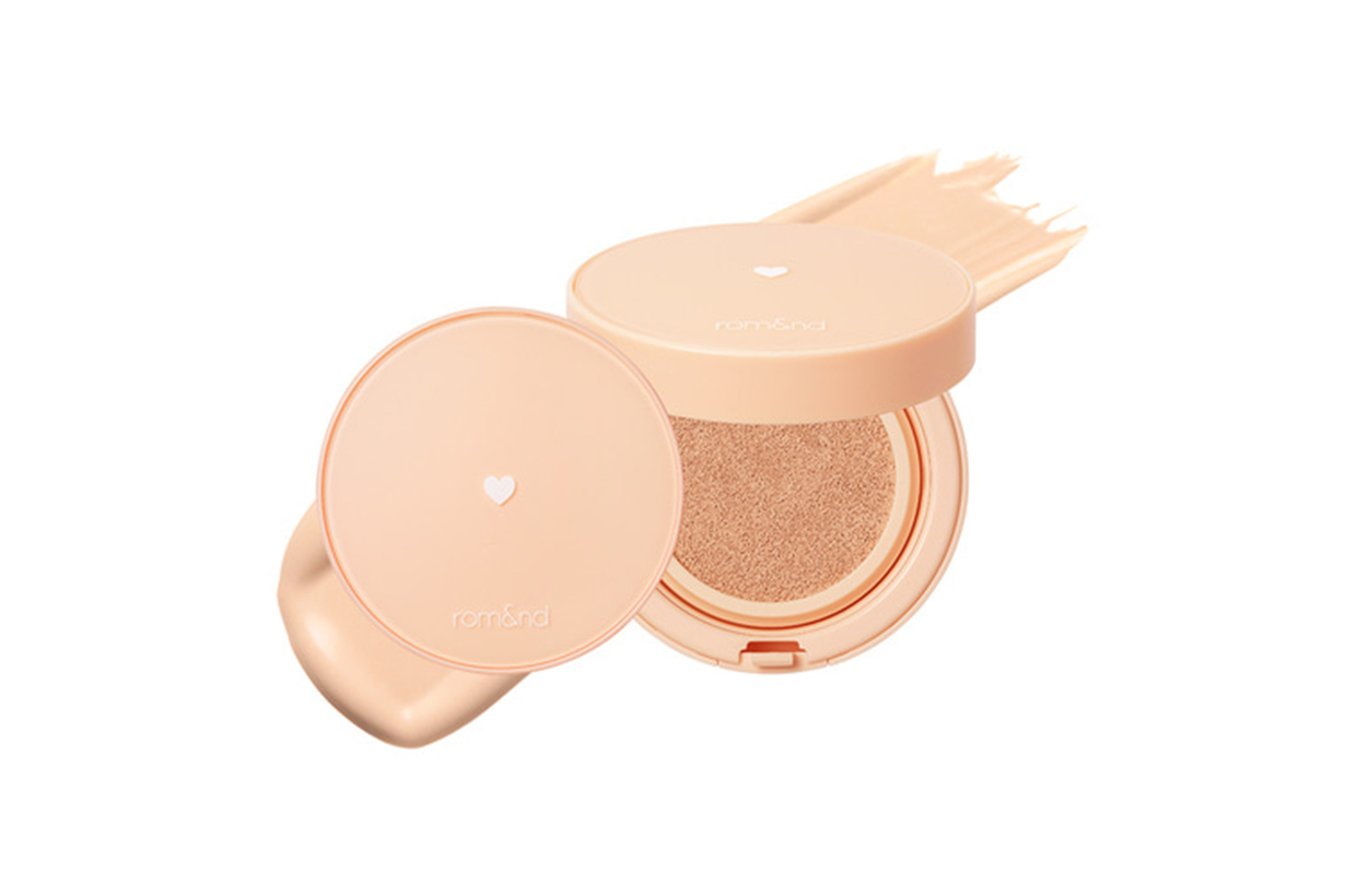 Romand Better than Matte Cushion Foundation Base Makeup product Korean cosmetics makeup oily skin long lasting foundation