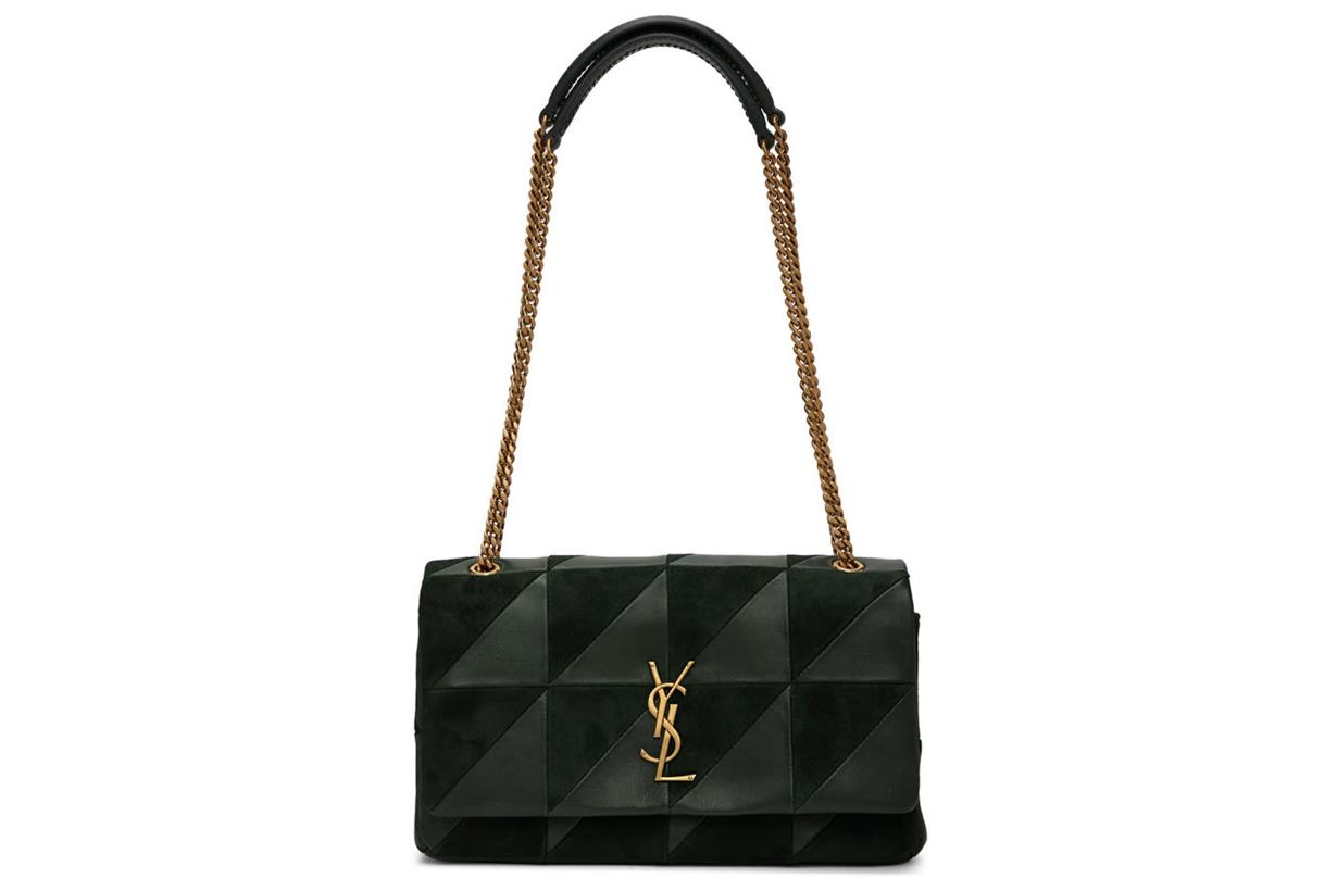 Saint Laurent Green Medium Jamie Bag