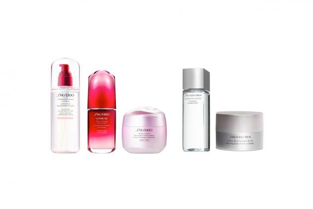 shiseido donate skincare products medical doctor nurse