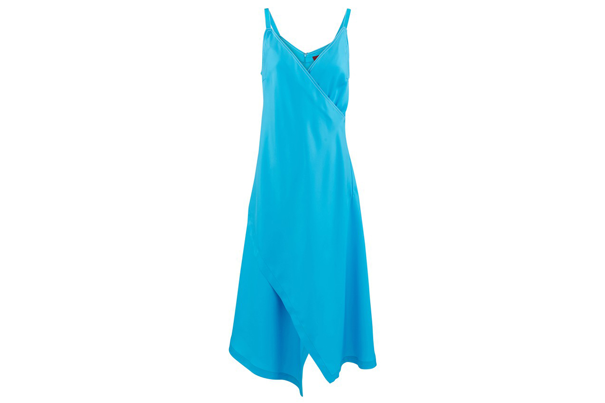 SIES MARJAN Alicia silk dress