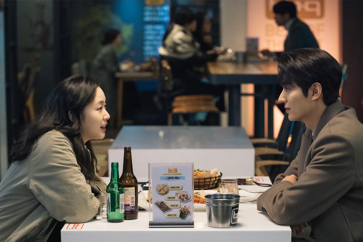 The King: Eternal Monarch Lee Min Ho Kim Go Eun Jung Eun Chae SBS Netflix Korean Drama Product placement Embedded Marketing tv advertisement