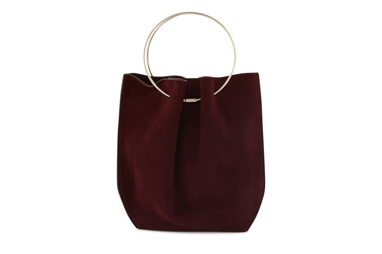 THE ROW Flat Micro Circle handbag