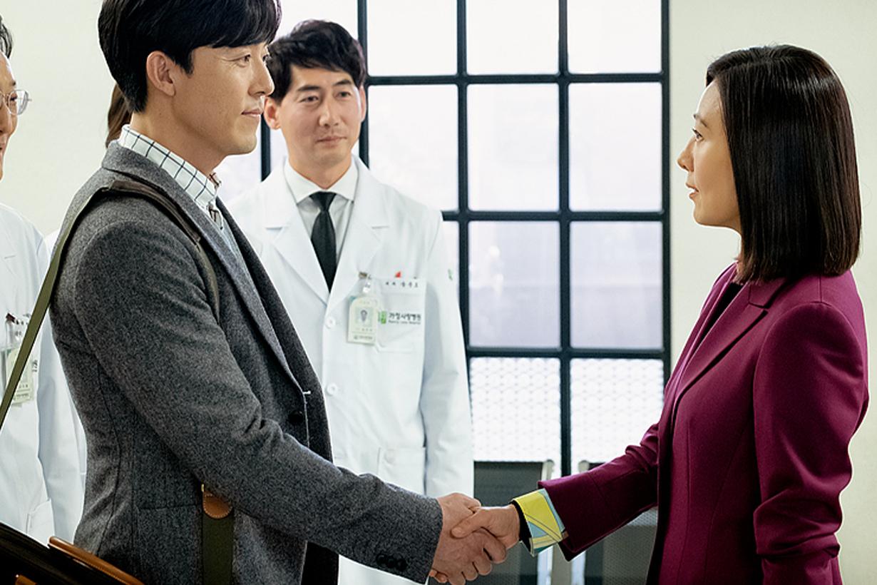 The World of the Married JTBC korean drama 2020 Kim Hee Ae Park Hae Joon Han So Hee Lee Mu Saeng Love Relationship Love and Sex Marriage Korean idols celebrities actors