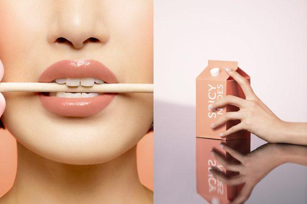 ysl beauty milk tea Tatouage Couture new