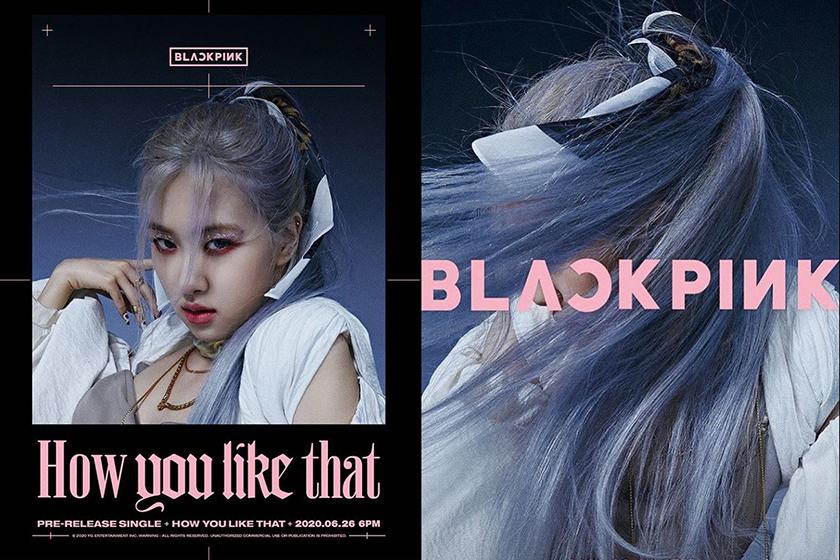 BLACKPINK Lisa Jisoo Jennie Rose New Album Release Date