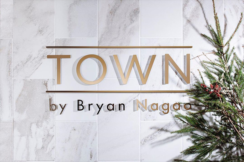 TOWN by Bryan Nagao Summer New Menu